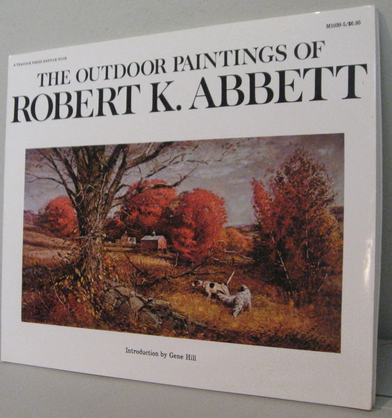 Image for THE OUTDOOR PAINTINGS OF ROBERT K. ABBETT,