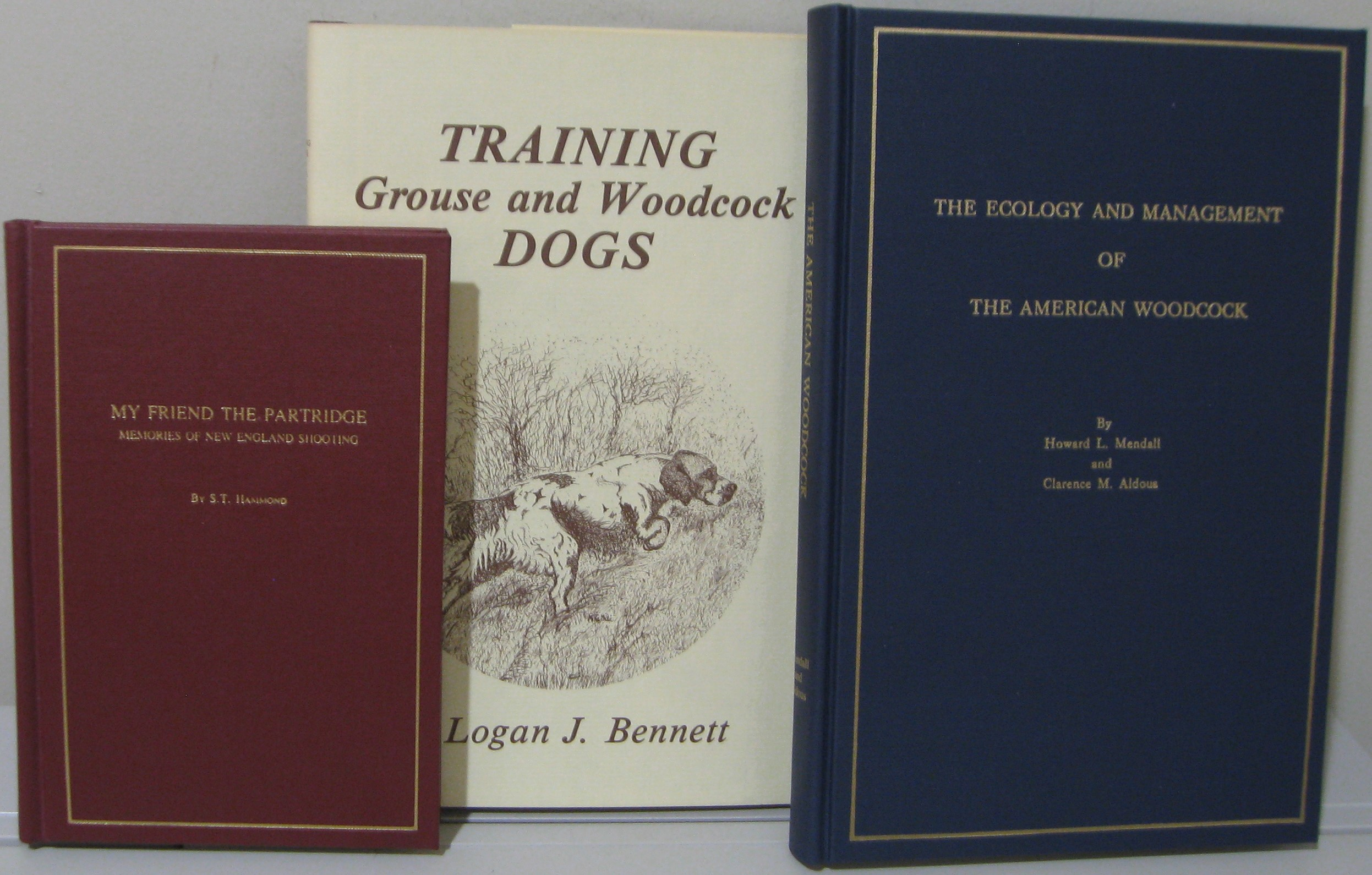 Image for MY FRIEND THE PARTRIDGE - MEMORIES OF NEW ENGLAND SHOOTING; TRAINING GROUSE AND WOODCOCK DOGS; & THE ECOLOGY & MANAGEMENT OF THE AMERICAN WOODCOCK,