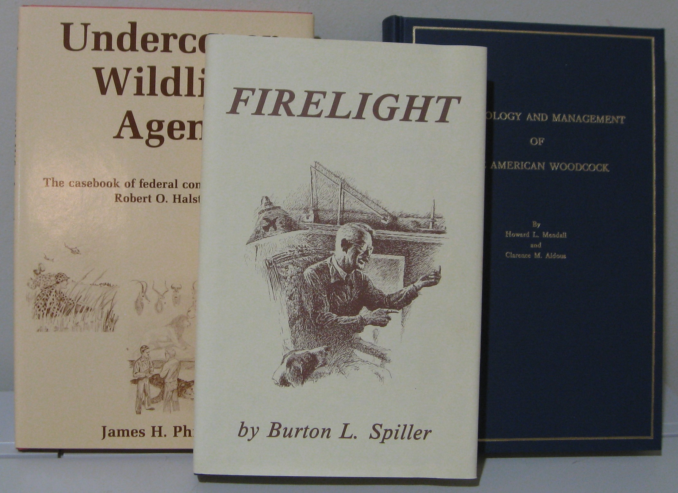Image for THE ECOLOGY & MANAGEMENT OF THE AMERICAN WOODCOCK;T FIRELIGHT; & UNDERCOVER WILDLIFE AGENT -