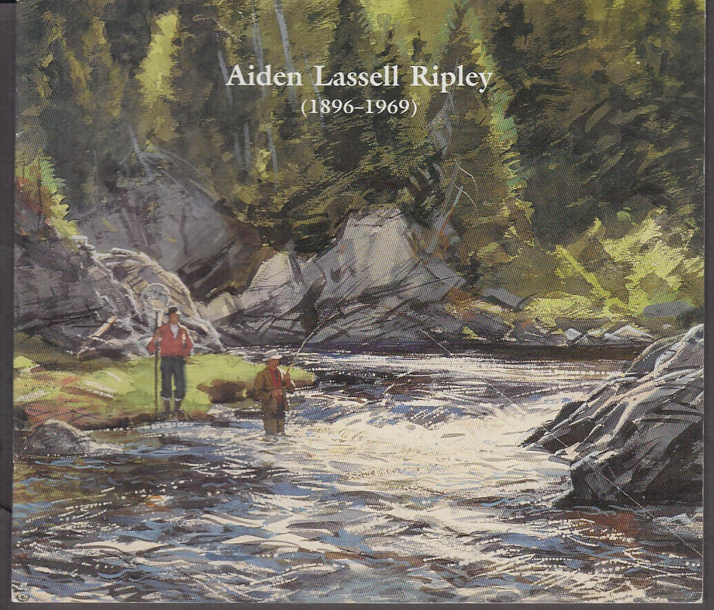 Image for AIDEN LASSSELL RIPLEY (1896-1969) -