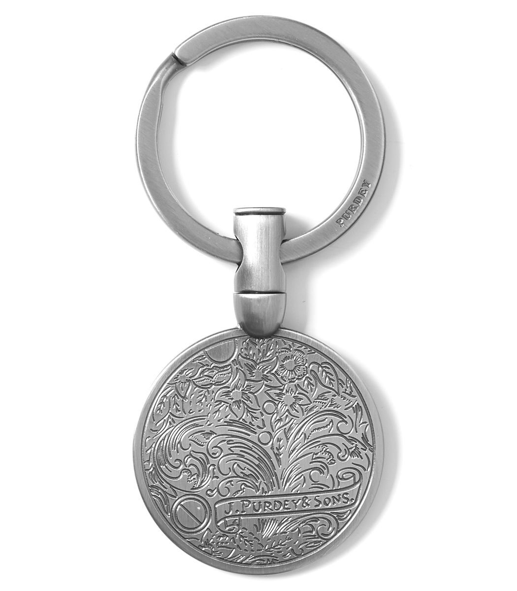 Image for GUN SCROLL KEYRING -